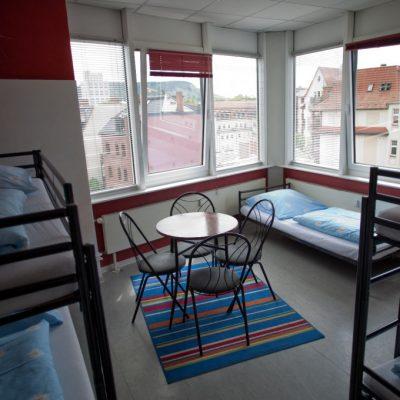 5-Bett Zimmer